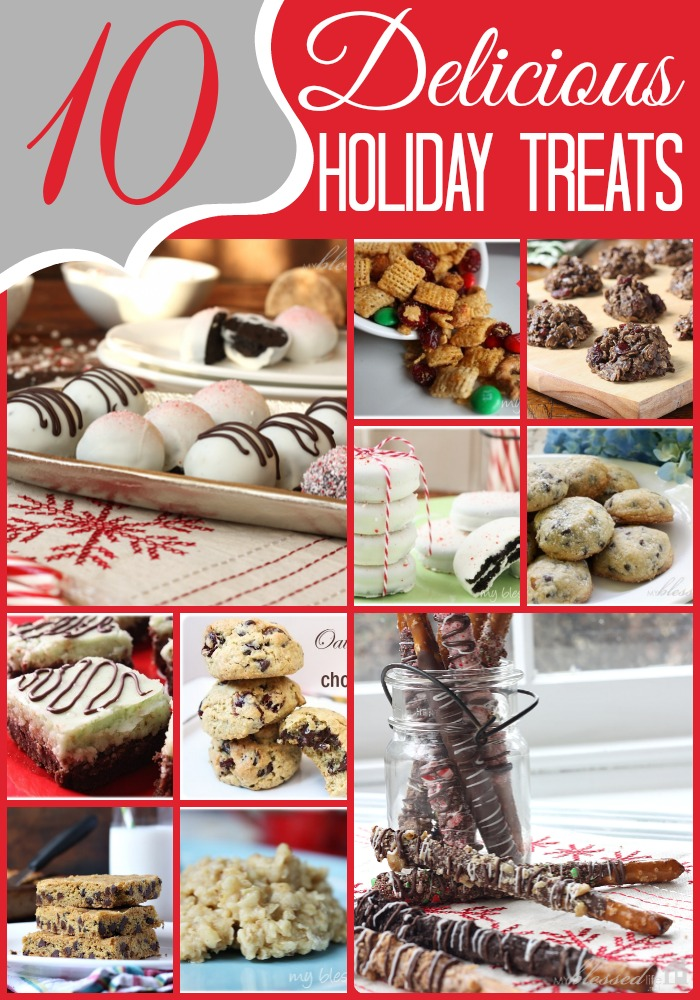 10 Delicious Holiday Cookies Amp Candy
