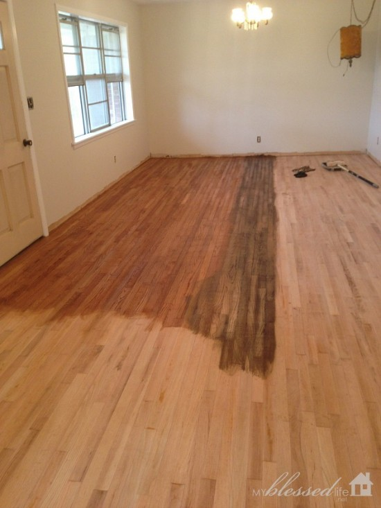 Staining Floors3 - 10 Dos And Don'ts For Staining Wood Floors