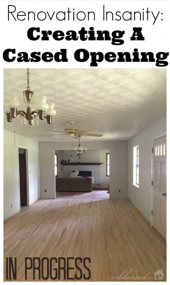 Creating A Cased Opening | MyBlessedLife.net
