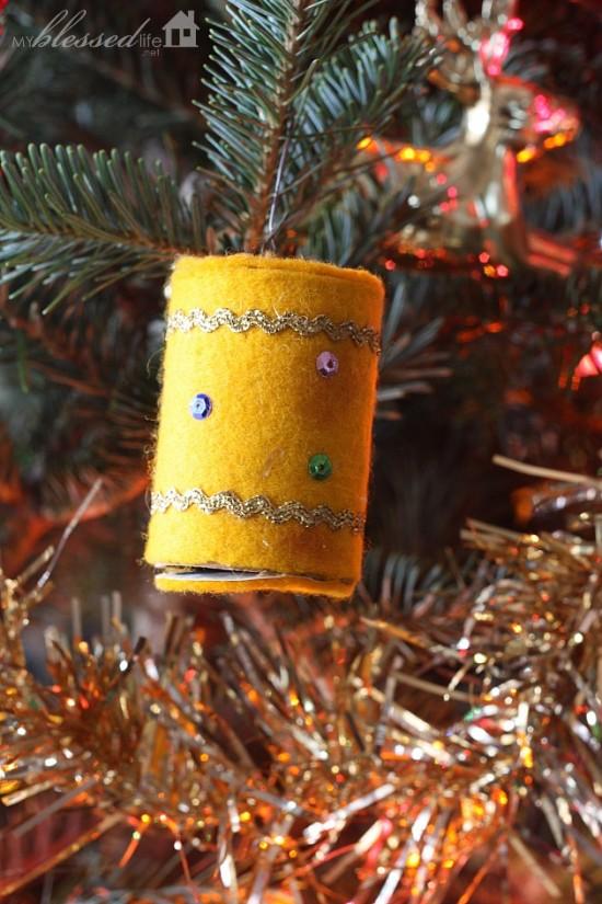Handmade Christmas Ornament4