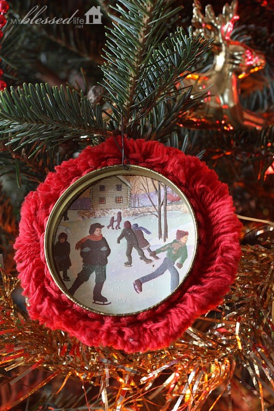 Handmade Christmas Ornament5