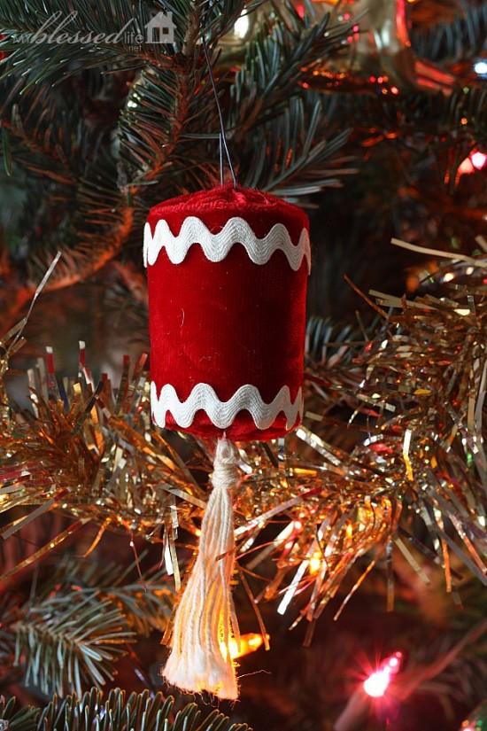 Handmade Christmas Ornament6
