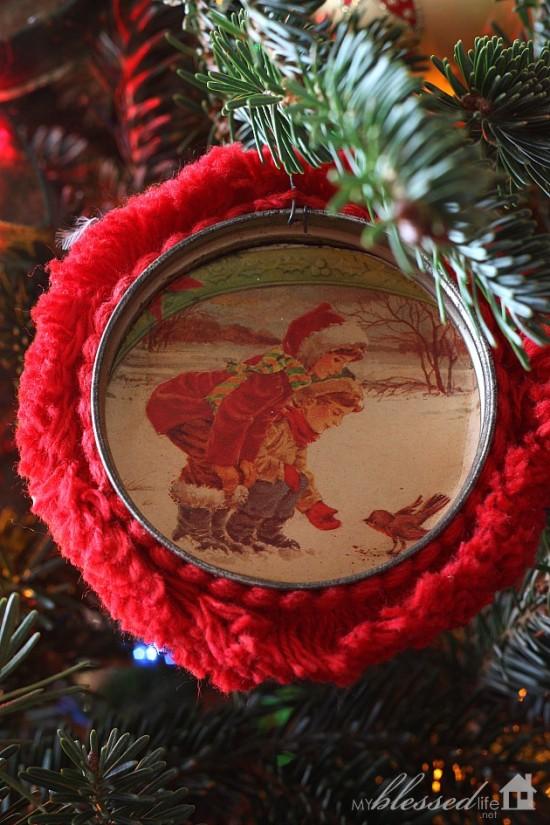 Handmade Christmas Ornaments 2