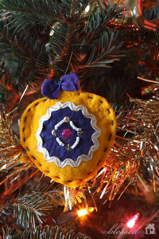 Handmade Ornament 7