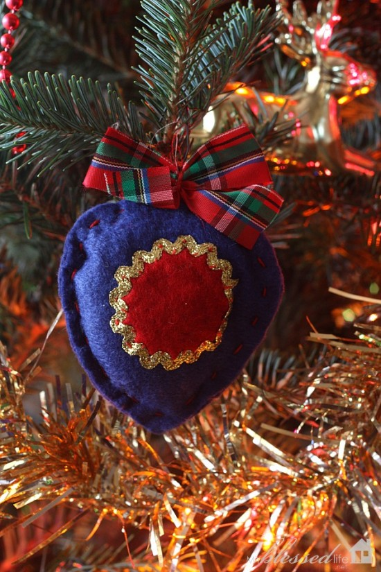 Handmade Ornament 9