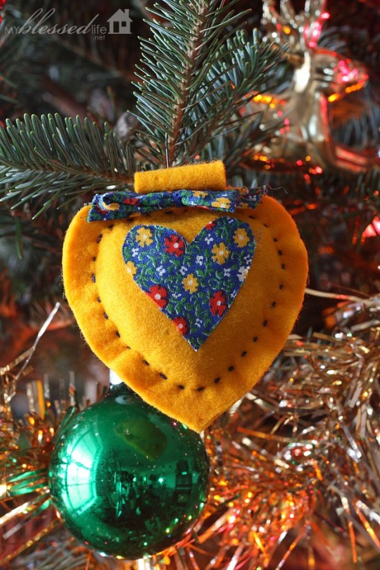 Handmade Ornaments 3