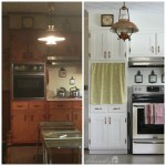 Kitchen Reno Collage