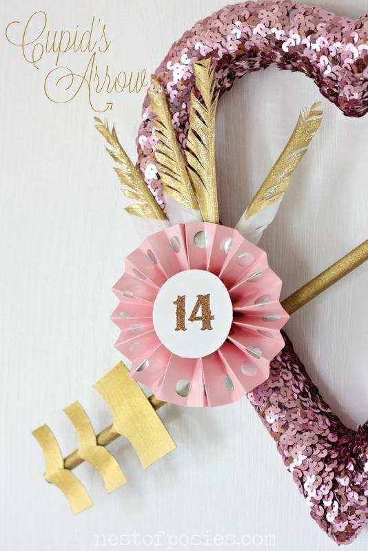 20 Fabulous Valentine's Day Wreaths   MyBlessedLife.net