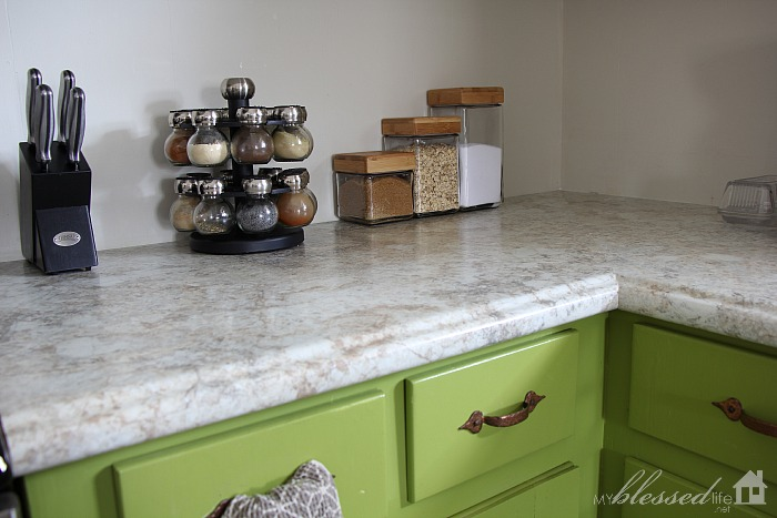 Beautiful Laminate Countertop With Undermount Sink Myblessedlife