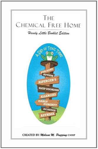 The Chemical Free Home - Awesome Book!