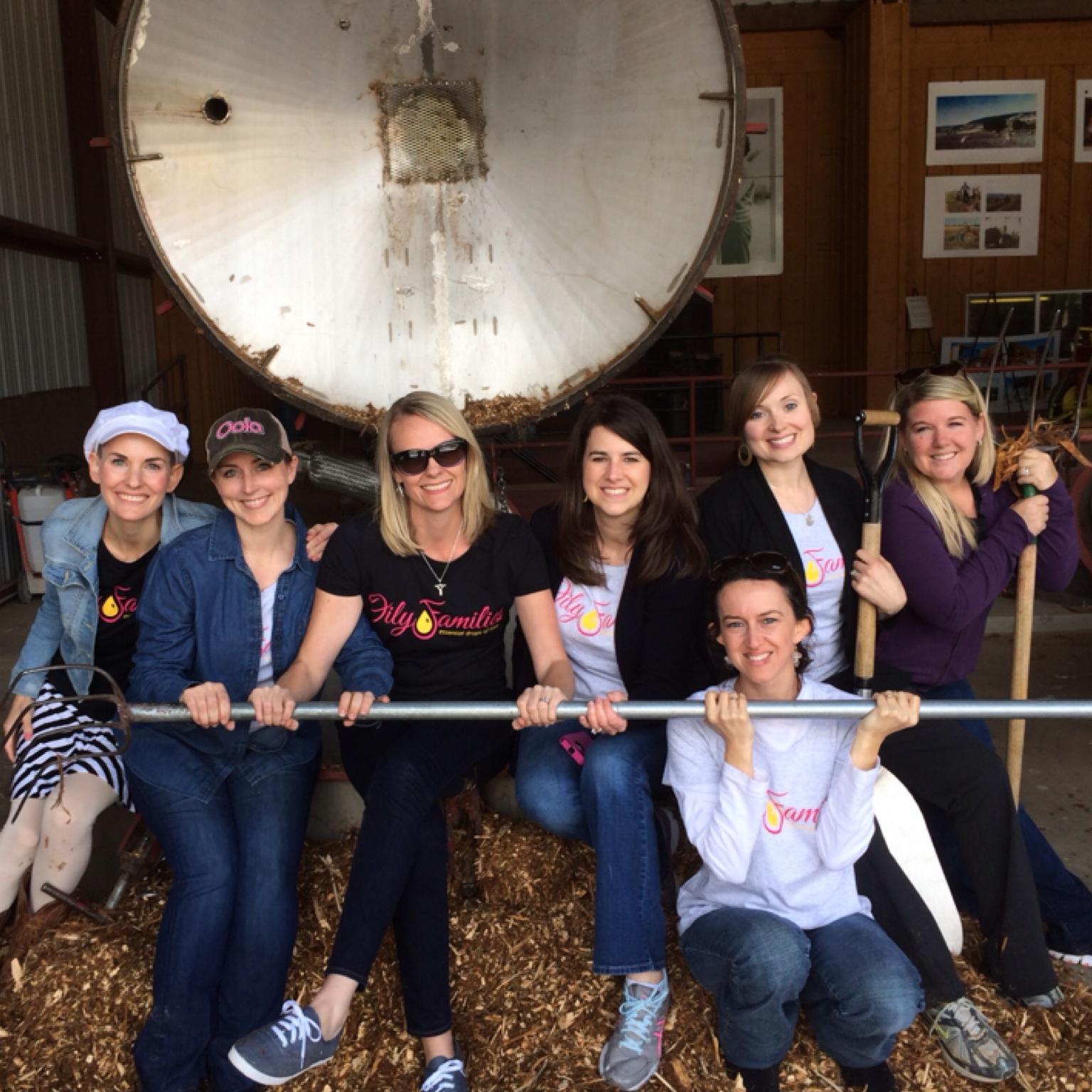 Oily Families in Utah - Distillery