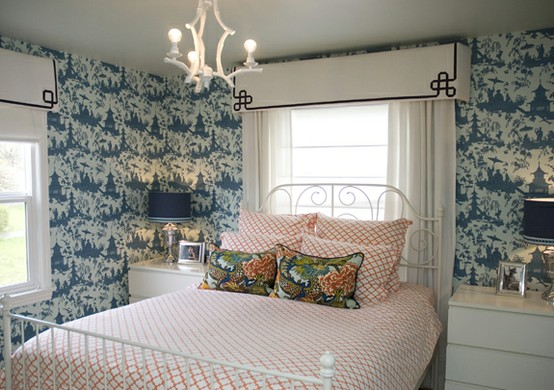 10 Fabulous Solutions For A Pesky Window Over Your Bed