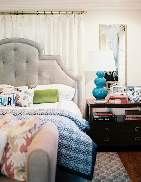 10 Fabulous Solutions For That Pesky Window Over Your Bed   MyBlessedLife.net