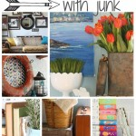 How To Decorate With Junk