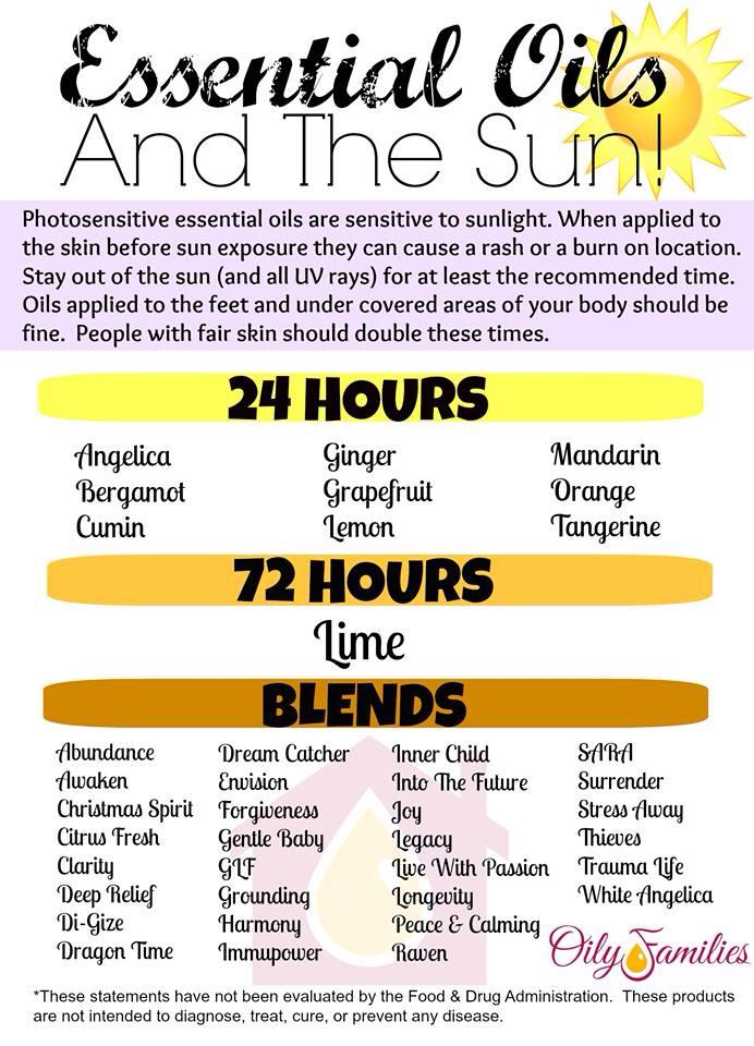 10 Amazing Ways To Use Essential Oils In The Summer