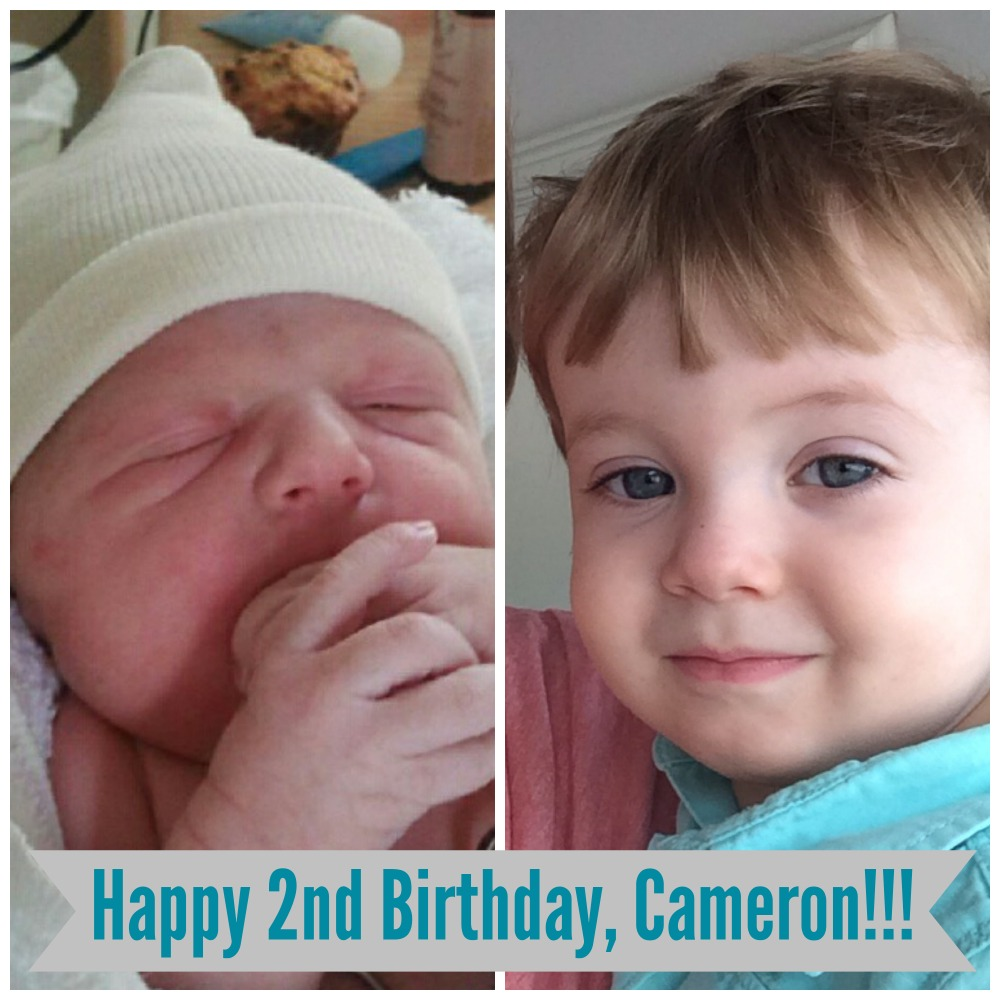 Cameron's 2nd Birthday