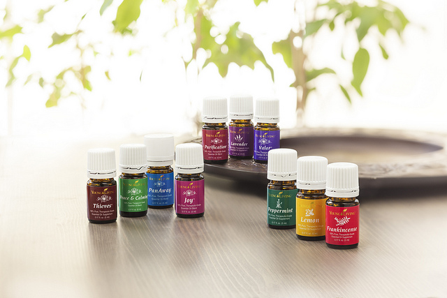 Young Living Every Day Oils