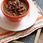 Black Bean Fire Roasted Tomato Soup