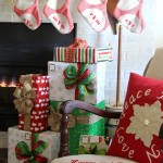 Personalized Christmas Home Decor {Tiny Prints $100 Giveaway}