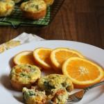 Healthy Breakfast Ideas | Easy Omelet Muffins