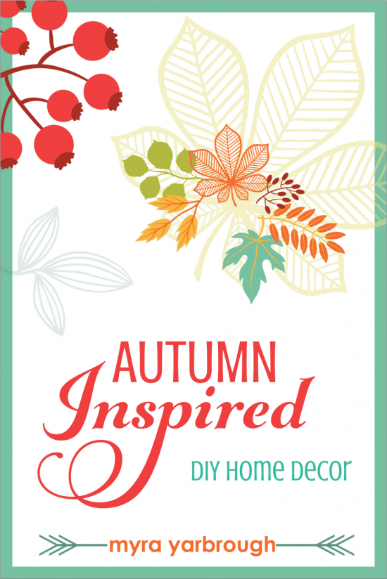 Diy Autumn Home Decor E Book