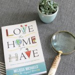 Love the Home You Have - new book by Melissa Michaels of The Inspired Room