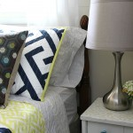 Simple Guest Room Makeover