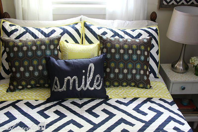 Guest Bedroom Makeover | MyBlessedLife.net