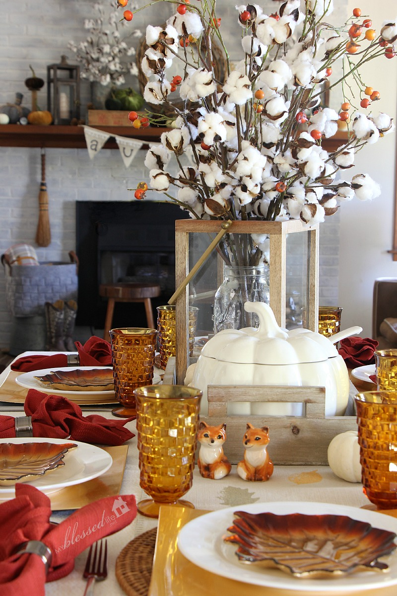 5 Simple Tips To Set A Fall Table My Blessed Life