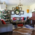 Christmas Living Room 2015