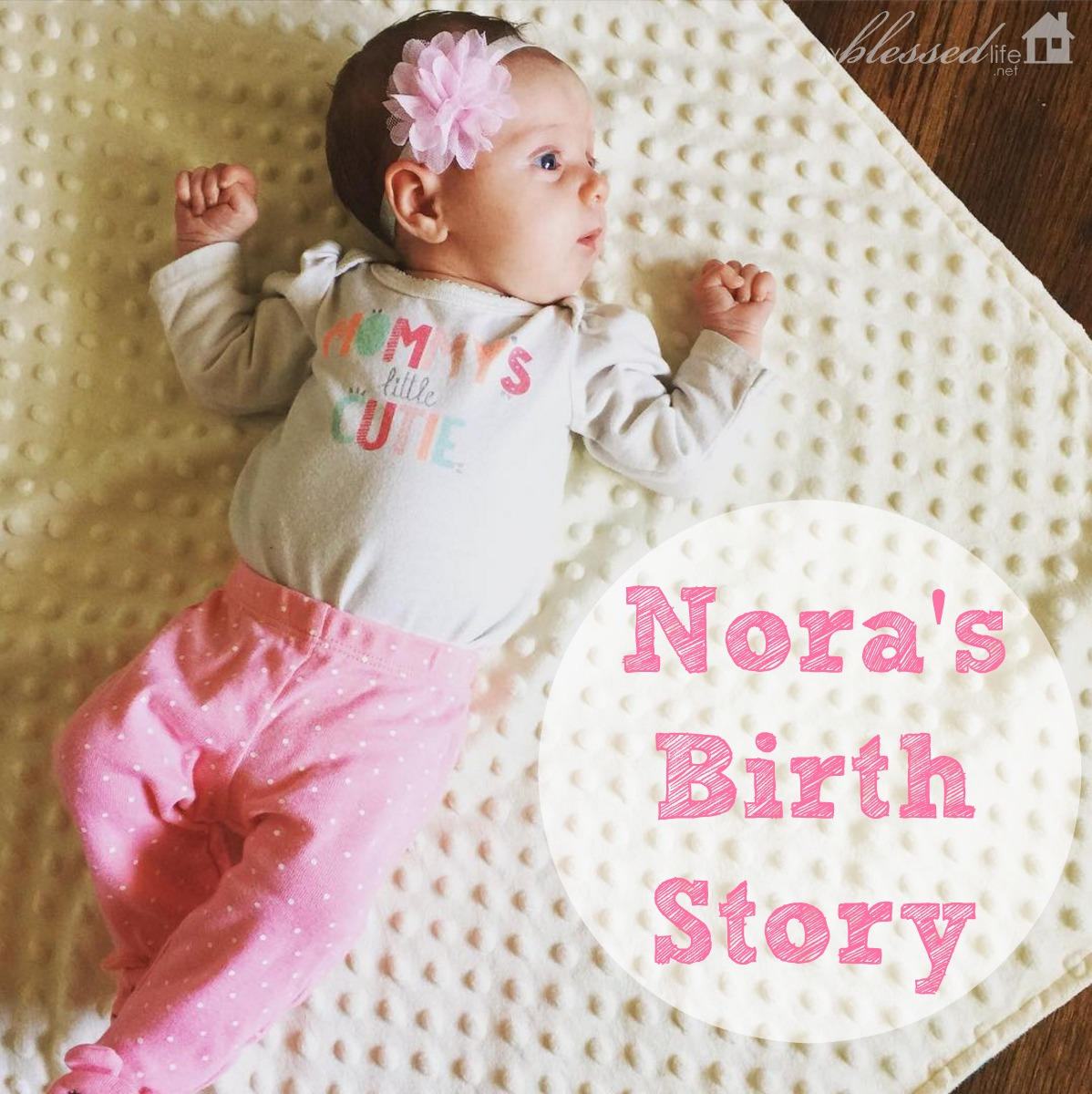 Nora's Birth Story