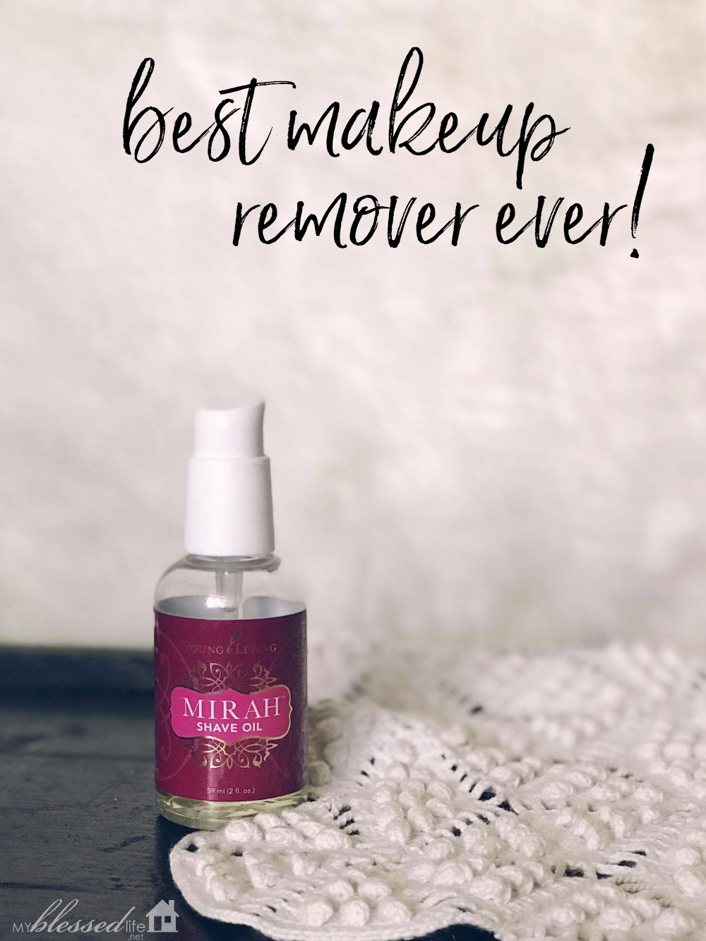 Mirah Shave Oil
